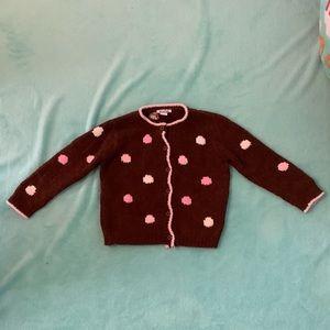 Hartstrings toddlers sweater.